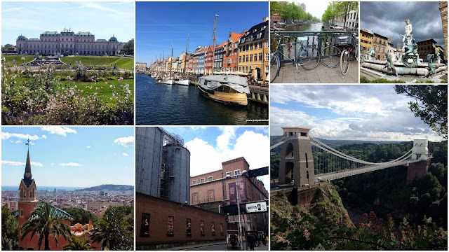 ideas viajar por europa
