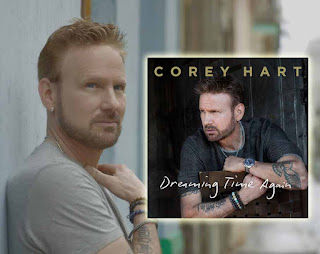 Corey Hart - Dreaming Time Again 2019