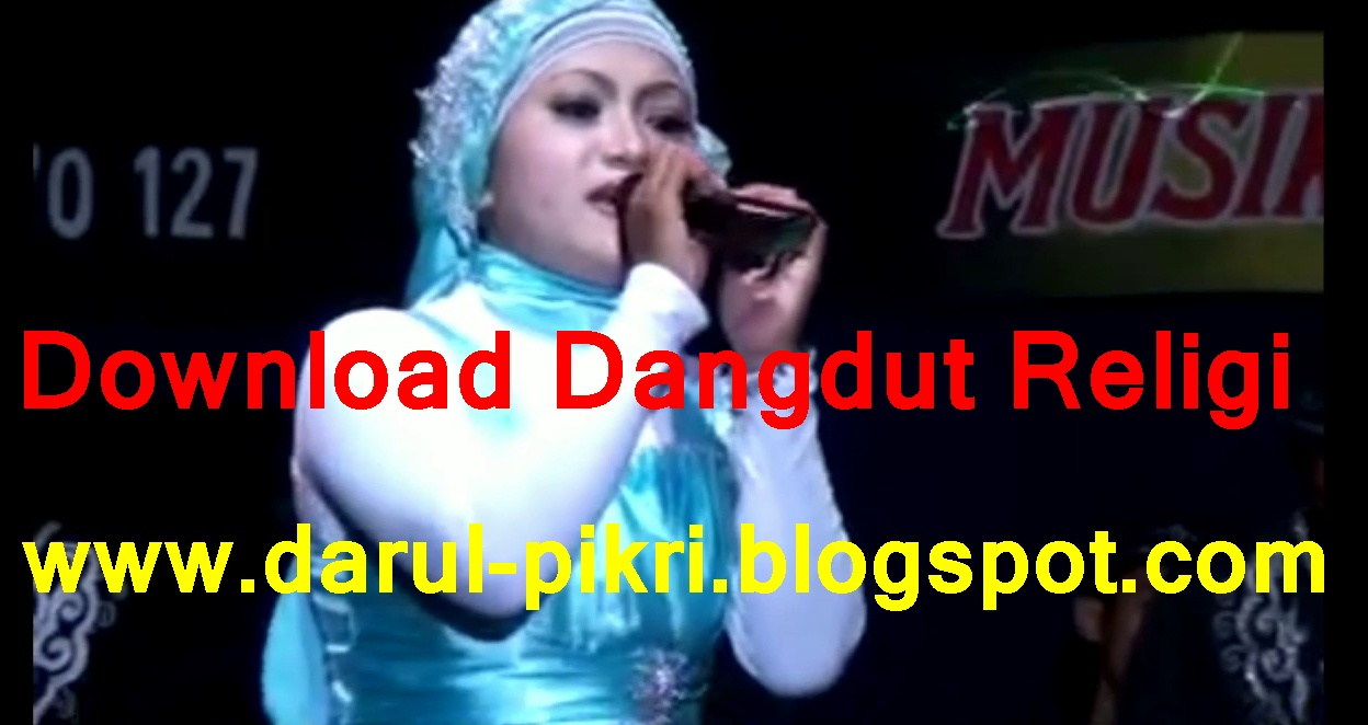 Download Lagu Dangdut Religi Full Mp3