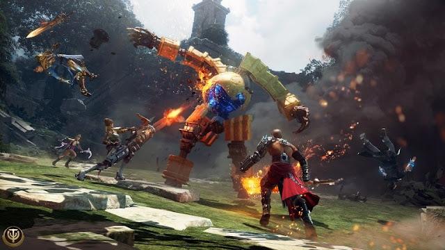 رسميا لعبة Skyforge قادمة لجهاز Xbox One إبتداء من هذا العام