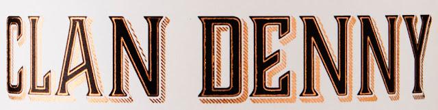 Clan Denny Logo
