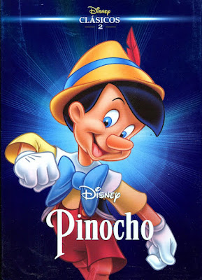 Pinocchio [1940] [DVD] [R1] [Latino]