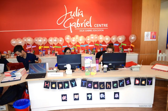 Julia Gabriel Centre, a Julia Gabriel Education centre for pre-school children