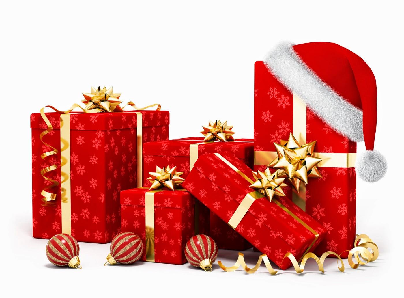 Mini Canvas Christmas Gift Tags – So Cute & Easy To Make ... |Pretty Christmas Presents