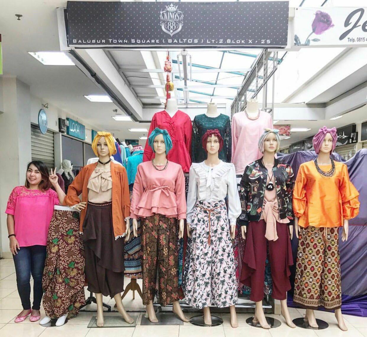 Lowongan Kerja Toko Kings 88 Bandung November 2017