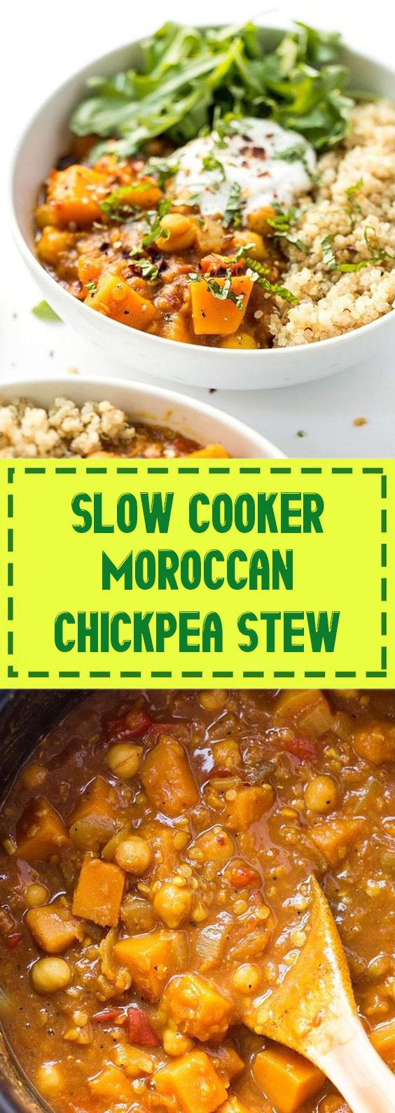 Slow Cooker Vegetarian Chili Mac
