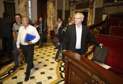 Ribó, amonestaciones, valencia, expedientes, PSOE