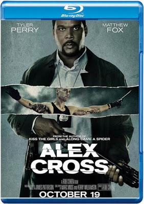 Alex Cross (2012) Dual Audio Full Movie