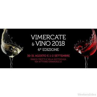 Vimercate e Vino 2018
