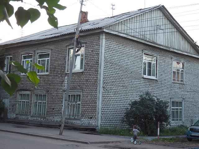 Иркутск, улица Рабочая (Irkutsk, Working Street)