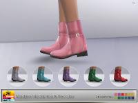 Madlen Nicolis Boots Recolor