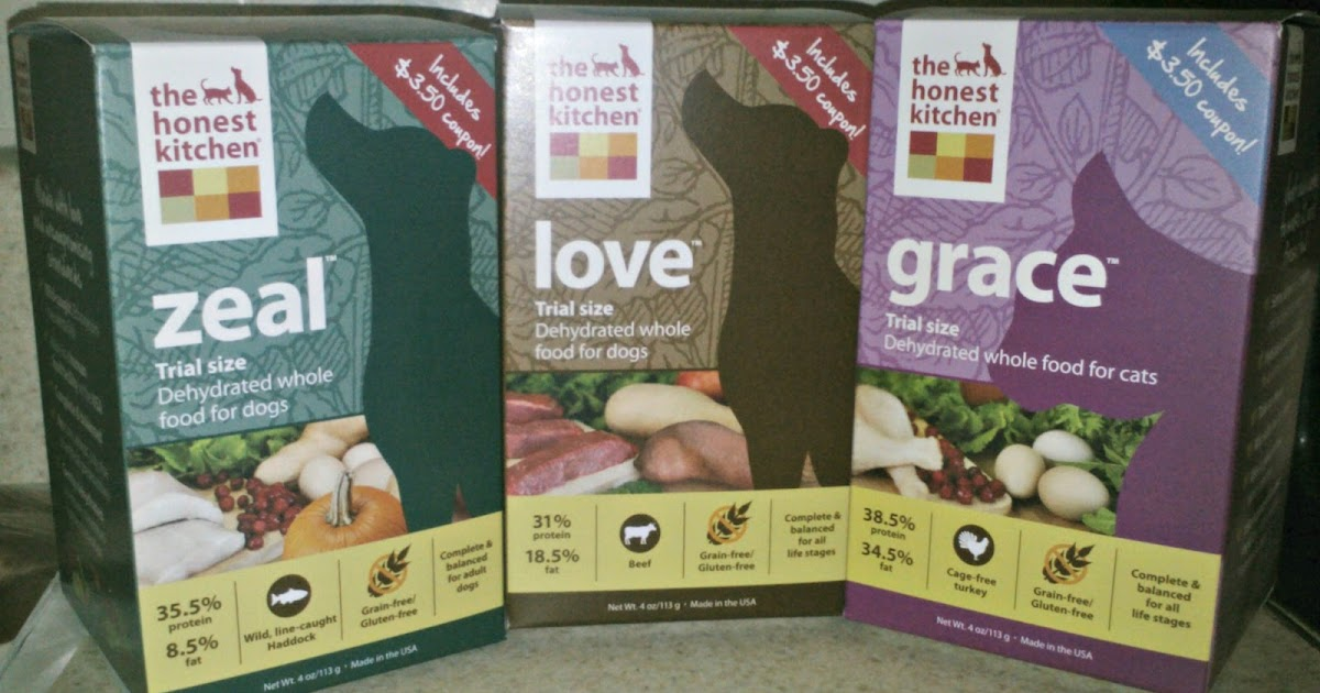 The Honest Kitchen Grace Cat Food Reviews