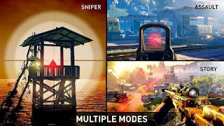 Sniper Ghost Warrior MOD APK