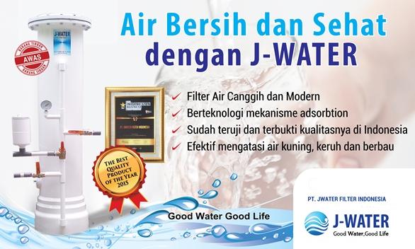 filter air gandaria