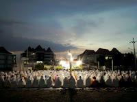 Peringatan 1 Muharram 1438 Hijriyah di Asrama Universitas Trunojoyo Madura