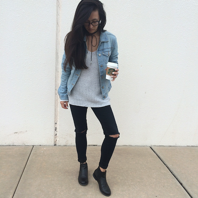 Fall Fashion Layers Blogger