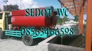 Sedot WC Balongsari Tandes Surabaya Barat