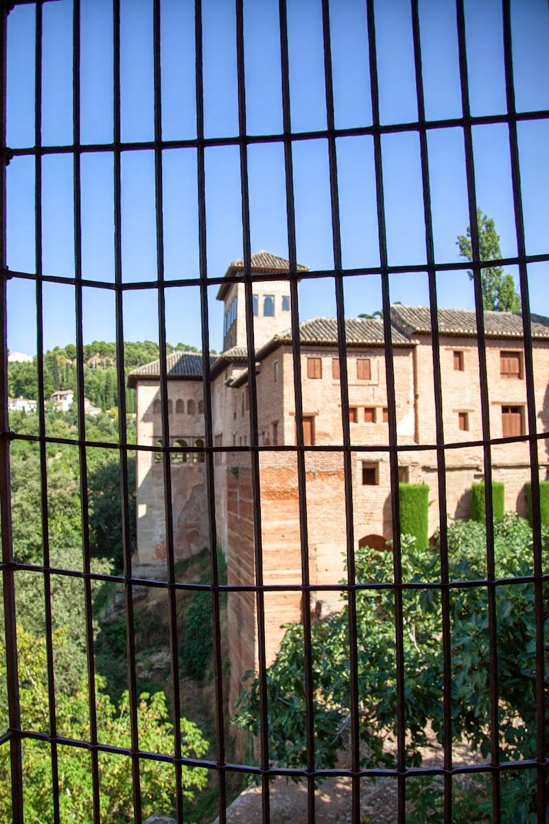 Ventana Alhambra de Granada