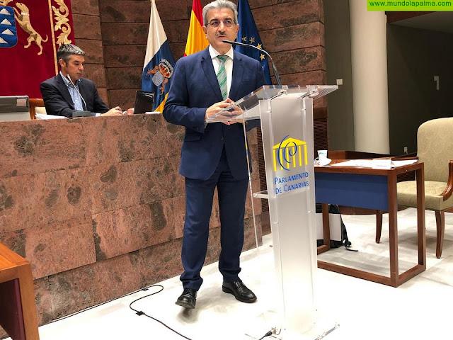 """Román Rodríguez: """"El Gobierno no va a subir impuestos ni va a recortar el gasto público"""""""