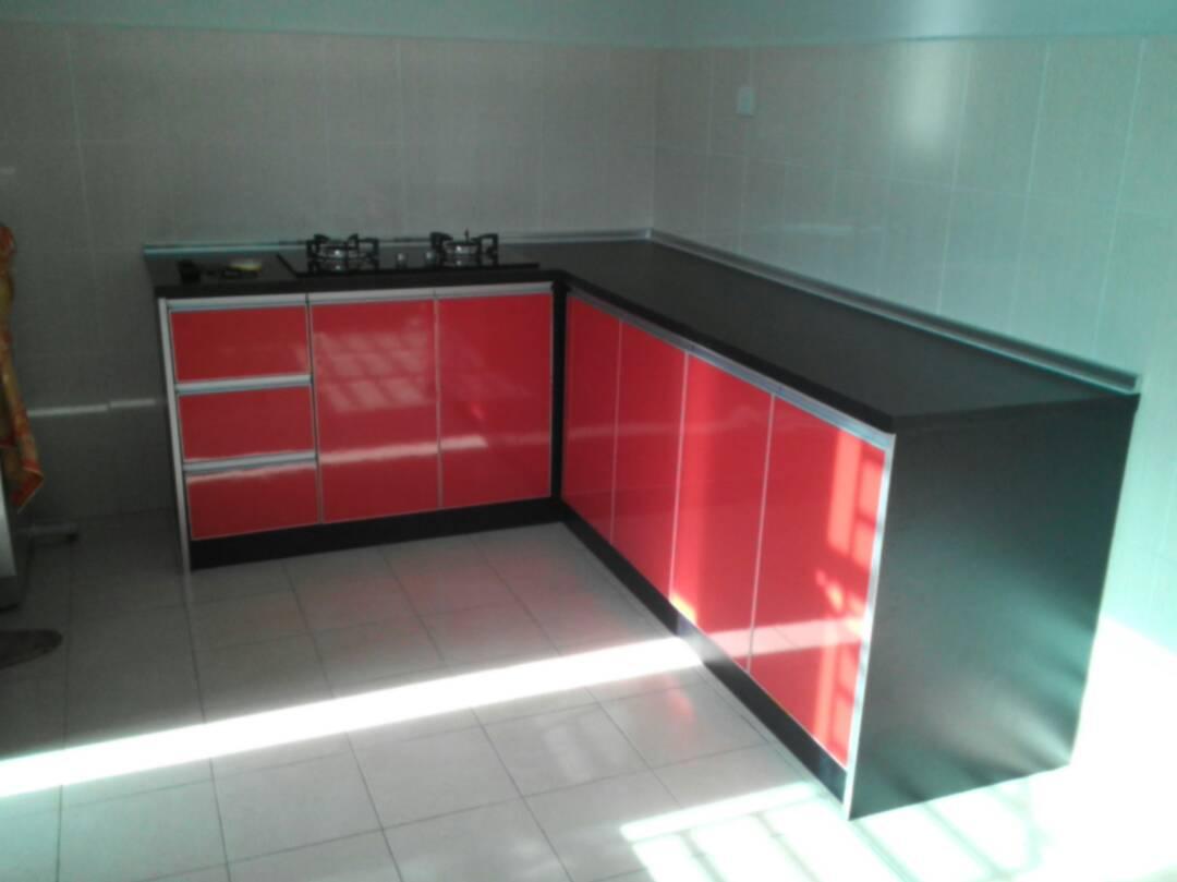 Kabinet Dapur Terus Dari Kilang 2017 07 30