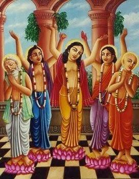 Jai Radhe Jai Krishna Jai Vrindavan: Pranaam Mantra used in