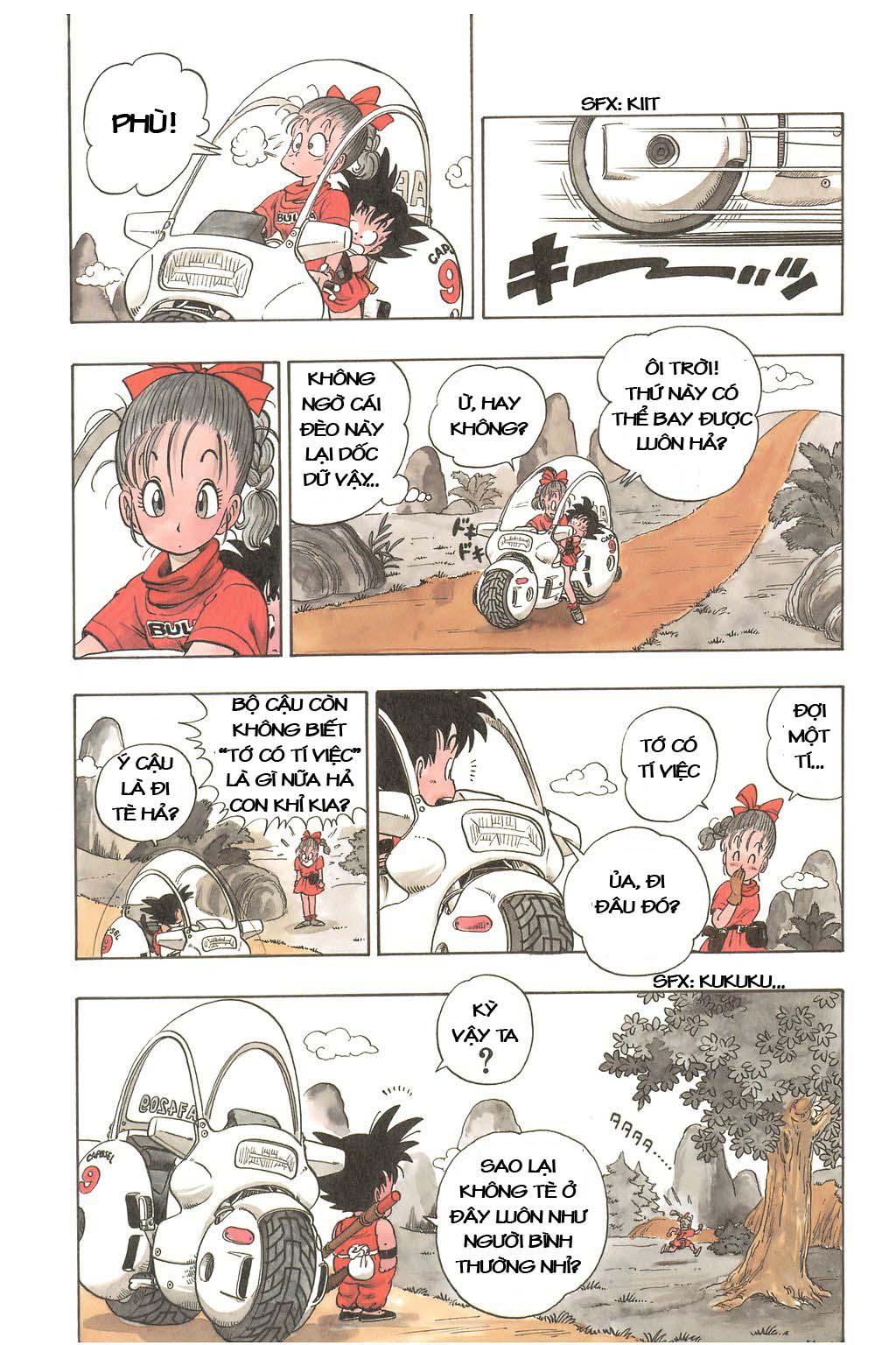 Dragon Ball chap 1 trang 32