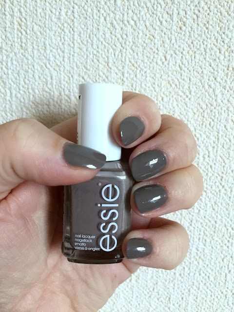 Essie Chinchilly Swatch