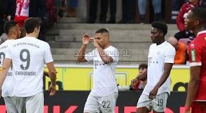 بايرن ميونخ يحقق فوز ساحق على فريق كولن ويعود لصدارة الدوري الالماني