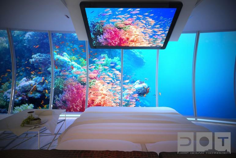 Passion for luxury underwater hotel planned in dubai for No 1 hotel in dubai