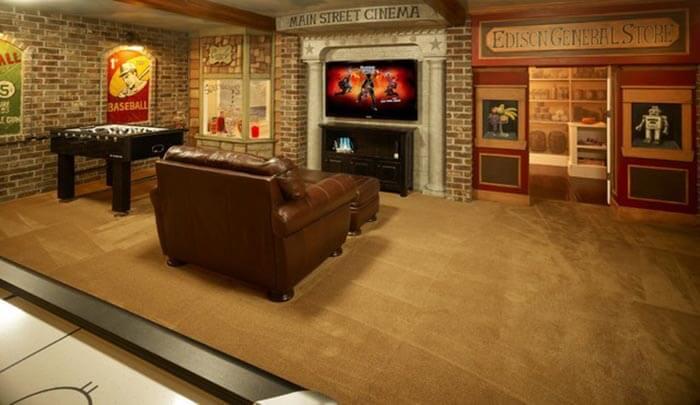 zengin oyun odası konsepti