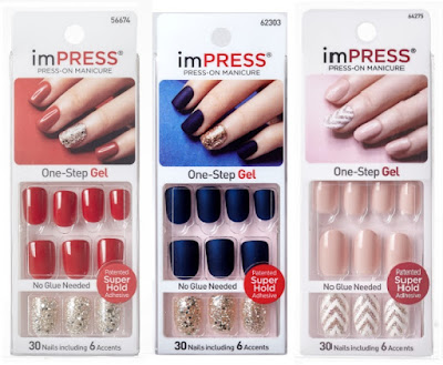 imPRESS Press-On One-Step Gel Manicure - now new and improved!