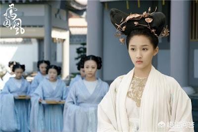 องค์หญิงซานอิน (Princess Shanyin) @ หงส์ขังรัก (A Tale of Two Phoenixes): องค์หญิงสวมรอย (Untouchable Lovers)