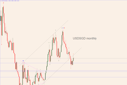 Time to Short the USDSGD?