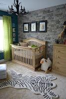 Lindo dormitorio de bebé