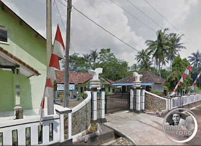 FOTO 2 : Desa Kaliangsana, Kecamatan Kalijati.