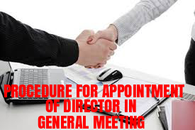 Procedure-Appointment-Director-General-Meeting