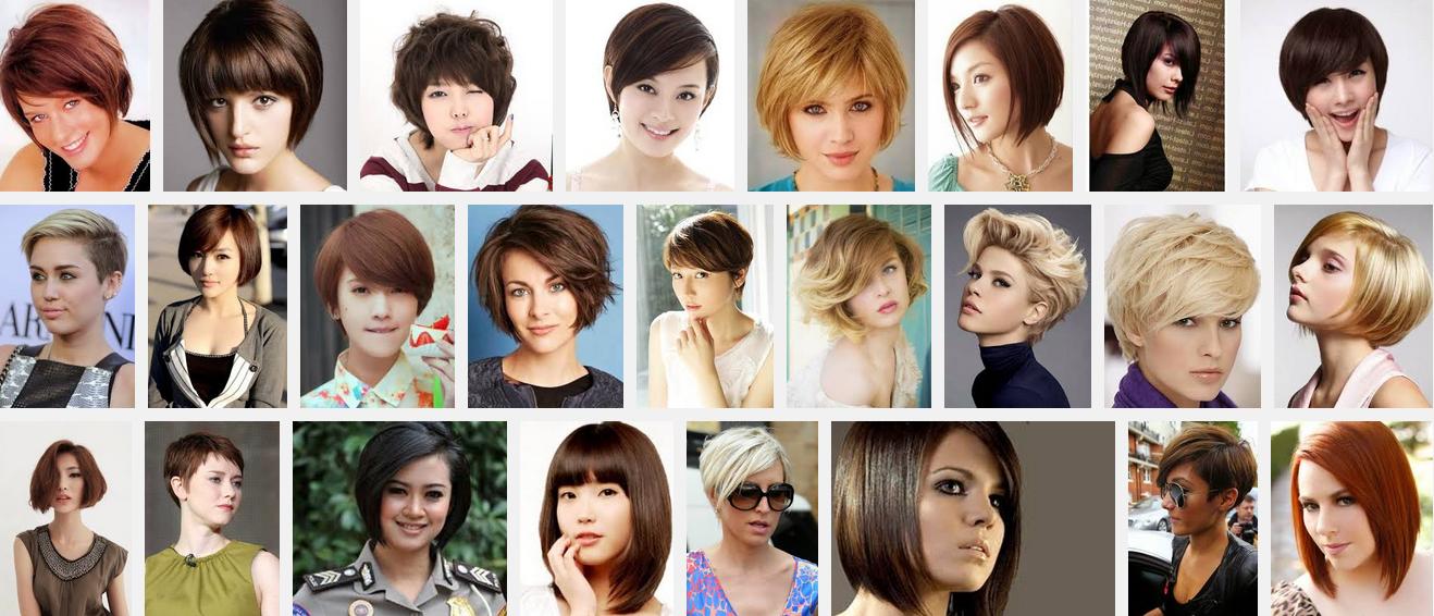 Model Rambut Pixie Trendy Untuk Polwan