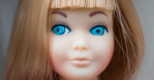 Barbie of the Month: Reissue Skipper