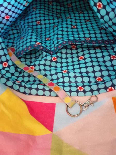 Packs ein von farbenmix - Innentasche