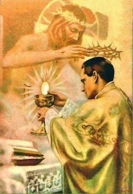 Resultado de imagen de sacerdote profeta