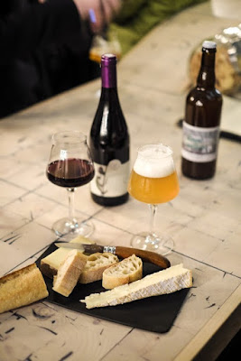 Onde tomar boas cervejas em Paris - La robe et la mousse