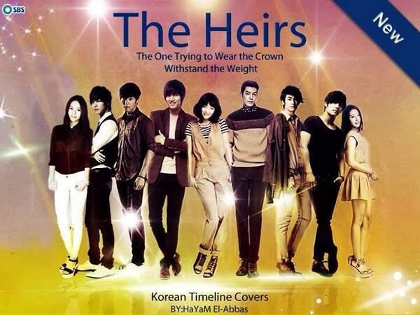 Heirs korean drama episode 13 eng sub gooddrama - Bleach episode 281