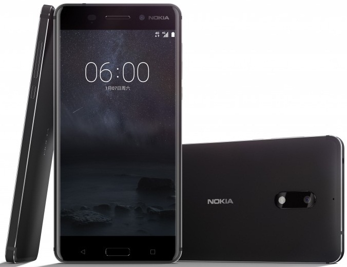 Nokia 6 Android Smartphone
