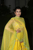 hebah patel photos in yellow ghagra-thumbnail-1