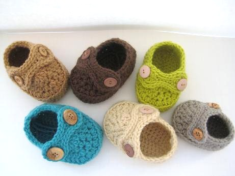 Boys Striders Crochet Baby Booties Pdf Pattern For Sale Crochet