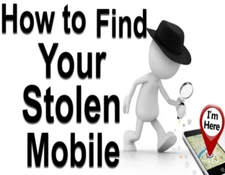 How to Find your stolen Mobile