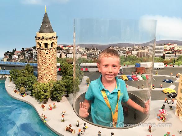 Legoland İstanbul çocuklar için çok eğlenceli, Bayrampaşa Forum İstanbul avm