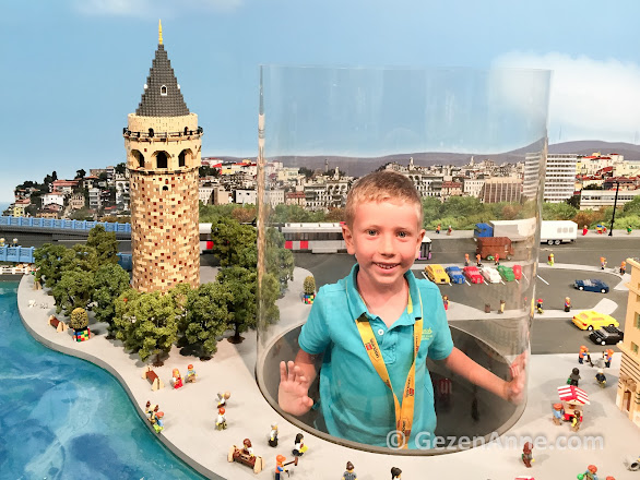 Legoland Discovery Centre  İstanbul Miniland bölümü, Bayrampaşa Forum İstanbul avm