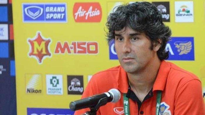Teco: Kita Kehilangan Beberapa Pemain Pilar Saat Lawan Barito