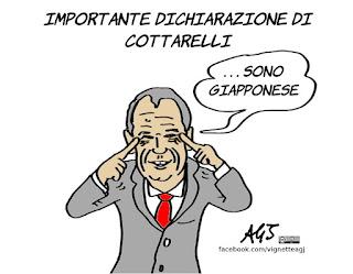 cottarelli, governo, mattarella, politica, voto di fiducia, vignetta, satira